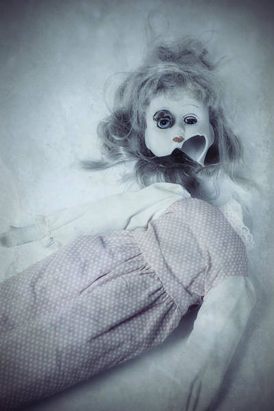 Wall Art - Photograph - Broken Doll by Joana Kruse