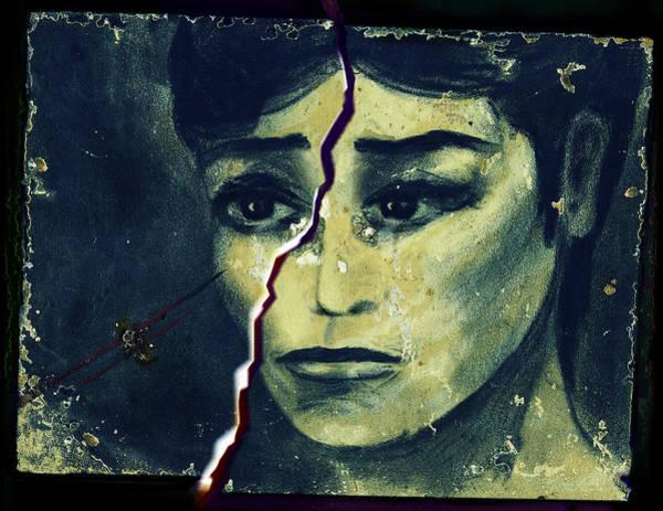 Drawing - Broken Dreams by Hartmut Jager