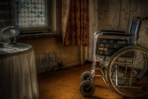 Apparition Digital Art - Broken Dreams by Nathan Wright