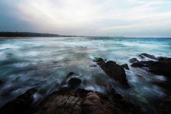 New South Wales Photograph - Broken Heads, New South Wales, Australia by Marcos Welsh