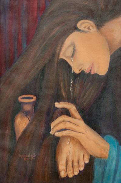 Forgiveness Wall Art - Painting - Broken by Lyn Deutsch