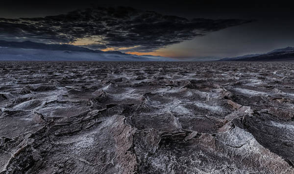 Death Valley Photograph - Broken Tales by Andreas Agazzi