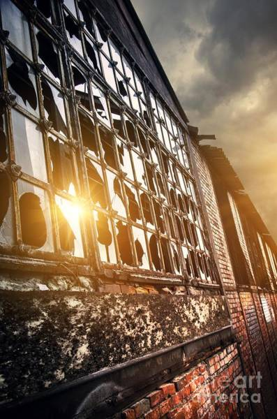 Wall Art - Photograph - Broken Windows by Carlos Caetano