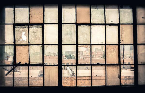 Overlay Photograph - Broken Windows by Yo Pedro
