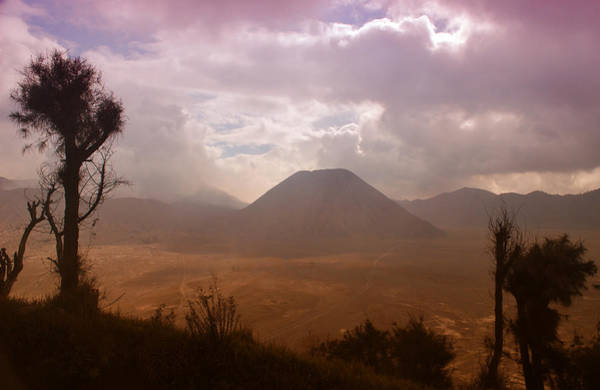 Photograph - Bromo Mountain by Miguel Winterpacht