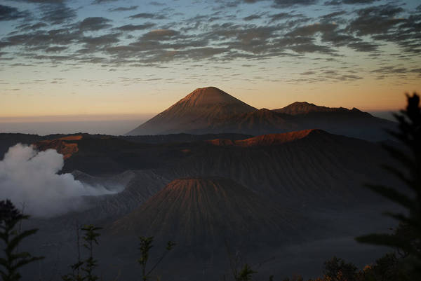 Photograph - Bromo Sunrise by Miguel Winterpacht