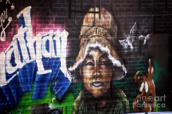 Photograph - Bronx Graffiti. Jonathan by RicardMN Photography