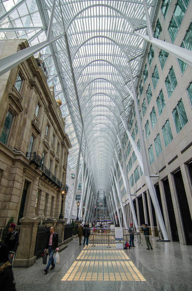 Photograph - Brookfield Place 1149 by Guy Whiteley