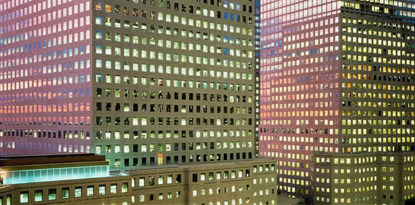 Financial Centre Photograph - Brookfield Place by Alex Bartel/science Photo Library