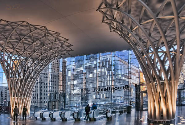 Photograph - Brookfield Place by S Paul Sahm