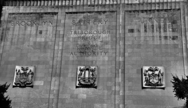 Battery D Wall Art - Photograph - Brooklyn Battery Tunnel by Dan Sproul