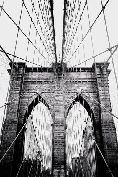 Photograph - Brooklyn Bridge by Joann Vitali