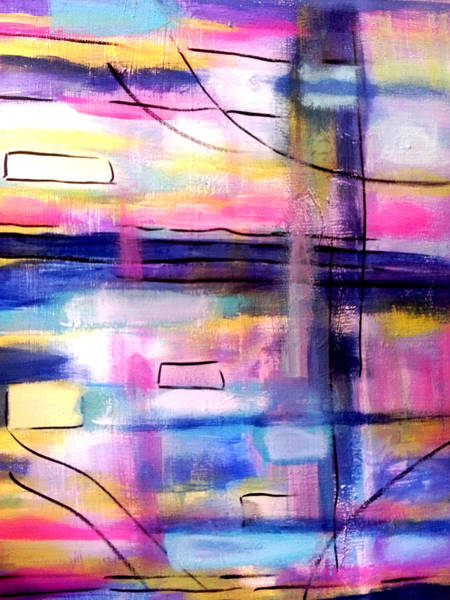 Painting - Brooklyn Bridge by Nikki Dalton