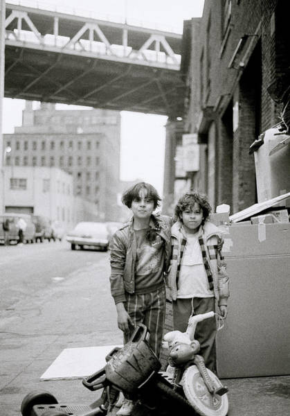 Photograph - Togetherness In New York by Shaun Higson
