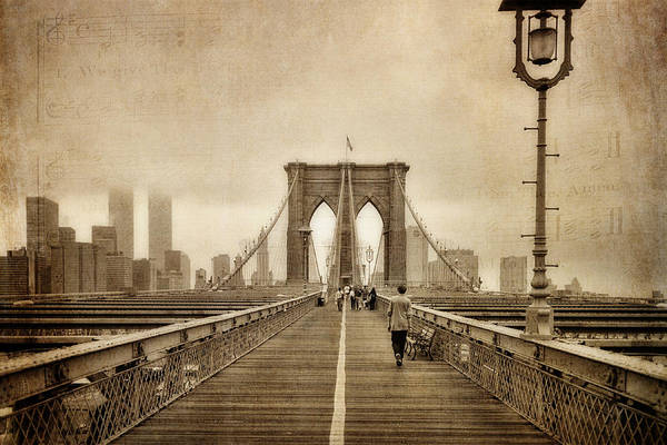 Photograph - Brooklyn Memoirs by Joann Vitali