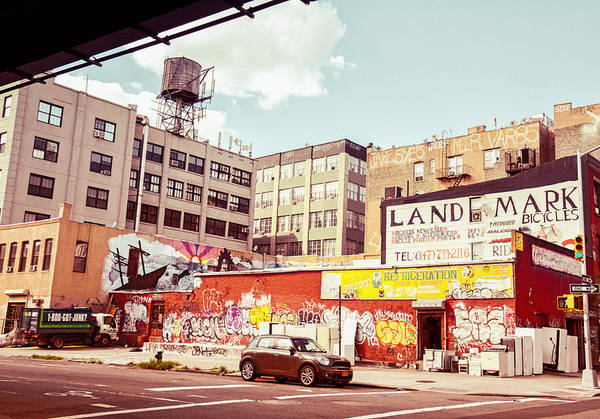 Williamsburg Photograph - Brooklyn - New York City - Williamsburg by Vivienne Gucwa