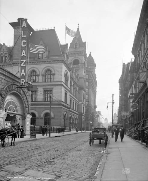 Photograph - Brooklyn Post Office by Granger