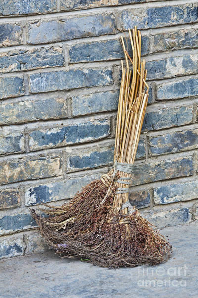Wall Art - Photograph - Broom, China by David Davis