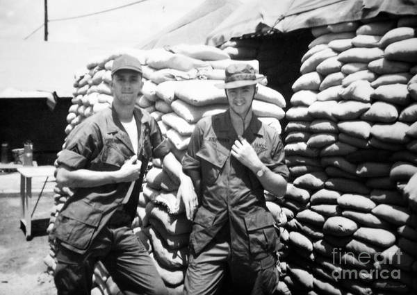 Photograph - Brothers In Arms by Mel Steinhauer
