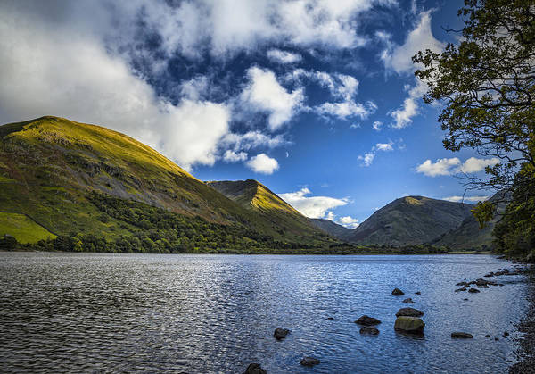 Wall Art - Photograph - Brotherswater by Graham Moore