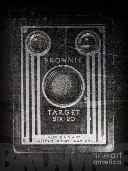Photograph - Brownie by Art Whitton