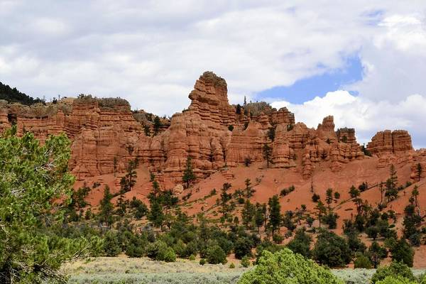 Photograph - Bryce Canyon by Bill Hosford