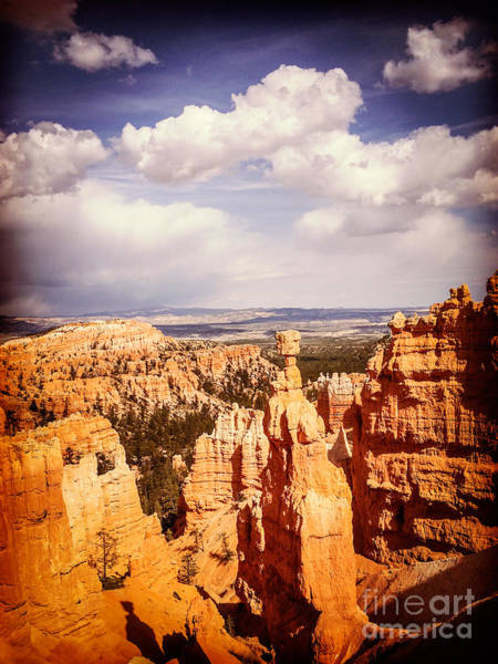 Wall Art - Photograph - Bryce Canyon by Colin and Linda McKie