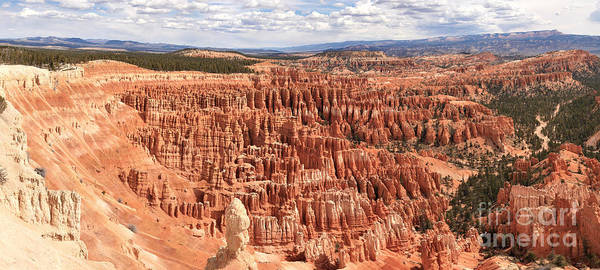 Photograph - Bryce Canyon Extra Large Panorama by Adam Jewell