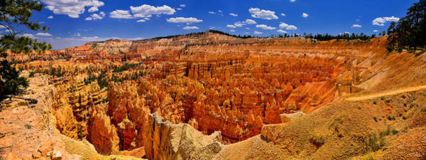 Photograph - Bryce Canyon Panorama by Greg Norrell