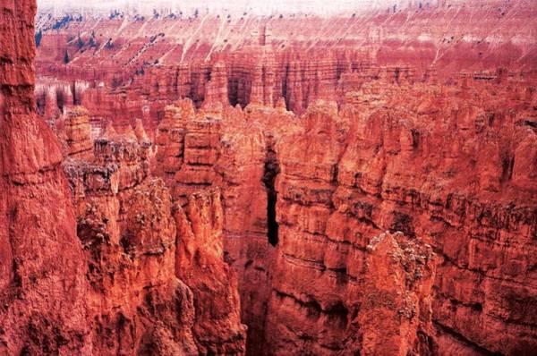 Bryce Canyon Red Art Print