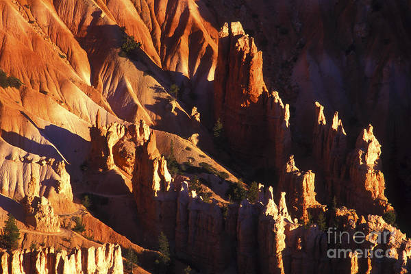 Wall Art - Photograph - Bryce Canyon Sunset - 60 by Paul W Faust -  Impressions of Light