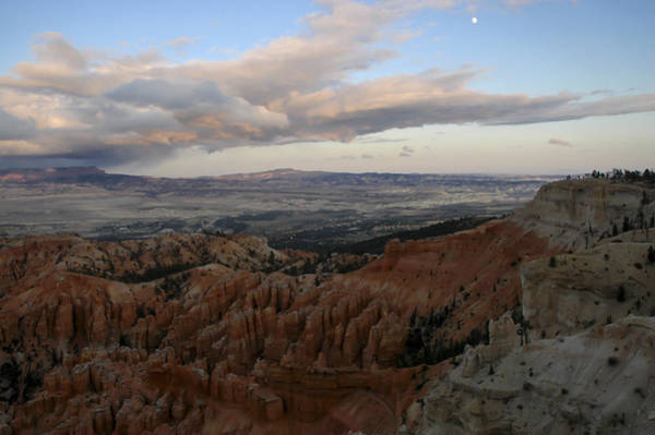 Photograph - Bryce Point Bryce Canyon by Lee Kirchhevel