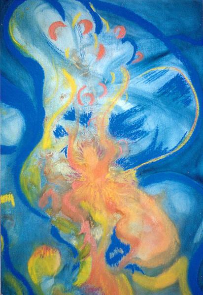 Brzilian Rhythms Art Print by Phoenix Simpson