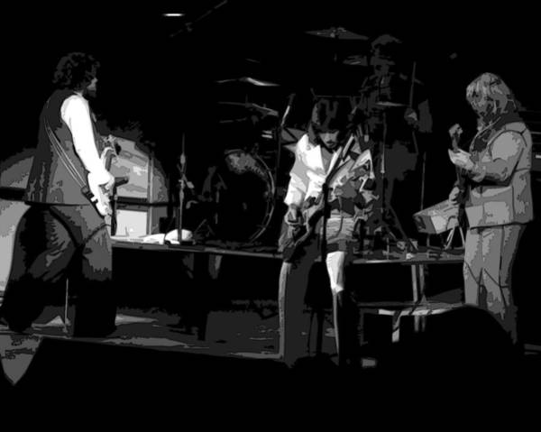 Photograph - Bto Rock Spokane In 1976 Art by Ben Upham