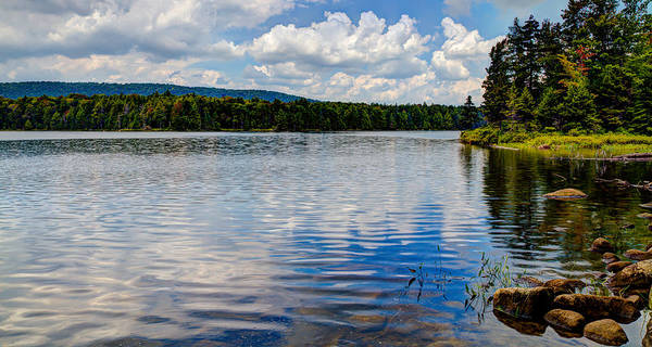 Photograph - Bubb Lake In The Summer by David Patterson