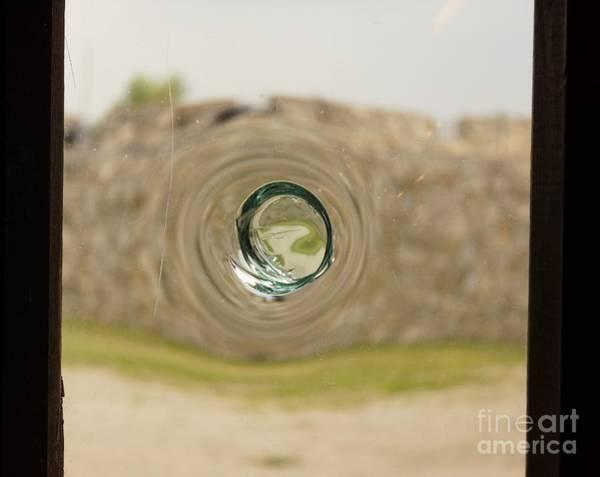 Photograph - Bubble In Glass by Kerri Mortenson