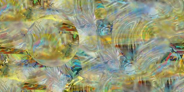 Digital Art - Bubble by rd Erickson
