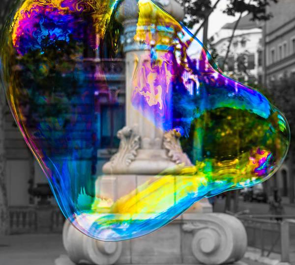 Photograph - Bubbles by Sotiris Filippou