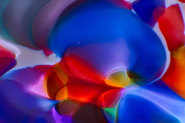 Photograph - Bubbling by Omaste Witkowski