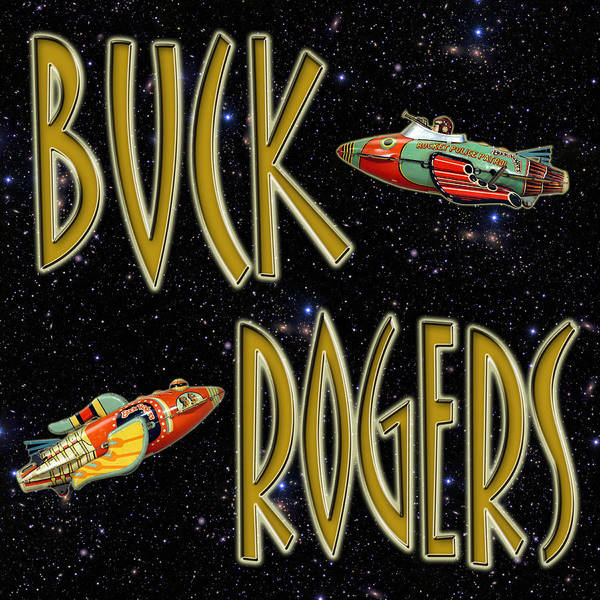 Photograph - Buck Rogers 2 by Andrew Fare
