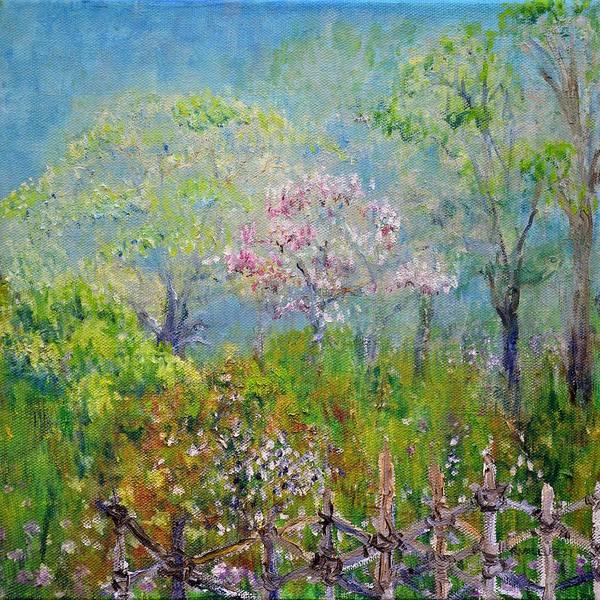 Painting - Bucolic Daydream by Regina Valluzzi