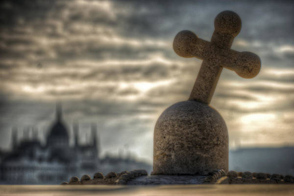 Eastern Europe Digital Art - Buda Cross by Nathan Wright