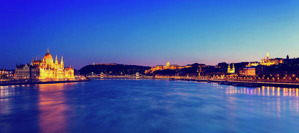 Belgian Culture Photograph - Budapest Cityscape by  Ultraforma