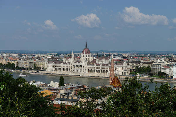 Photograph - Budapest by John Johnson