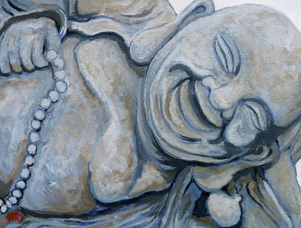 Wall Art - Painting - Buddha Bella by Tom Roderick