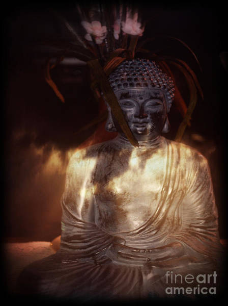 Wall Art - Photograph - Buddha by Eva Thomas