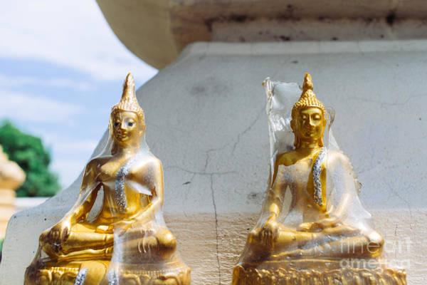 Wall Art - Photograph - Buddha Karma Shell by Dean Harte