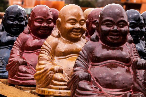 Photograph - Buddha Pallet by Melinda Ledsome