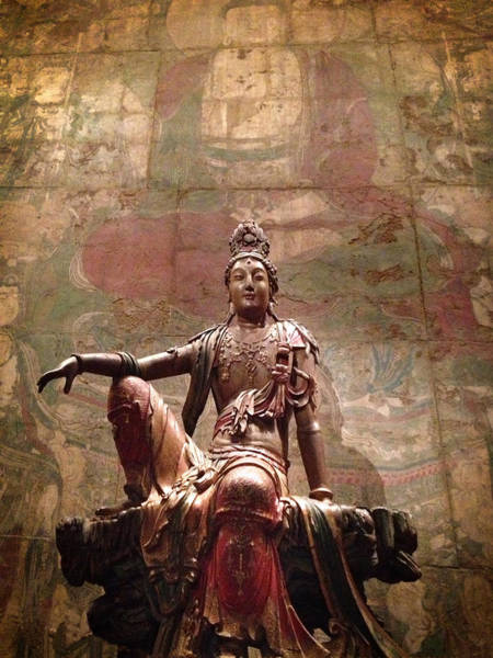 Photograph - Buddha by Rod Seel