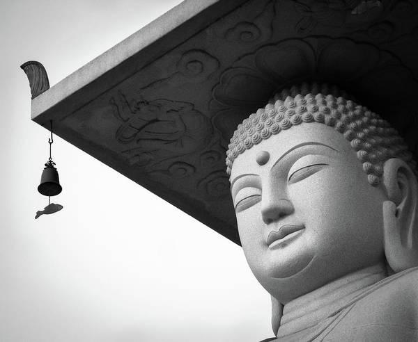 Statue Photograph - Buddha Statue by John Lambert @ Lambert Photographic